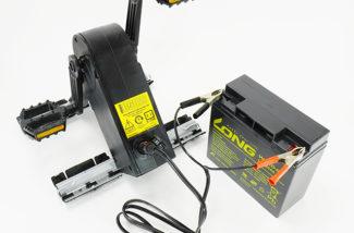 ケーター パワーボックス50 12V鉛バッテリーを充電